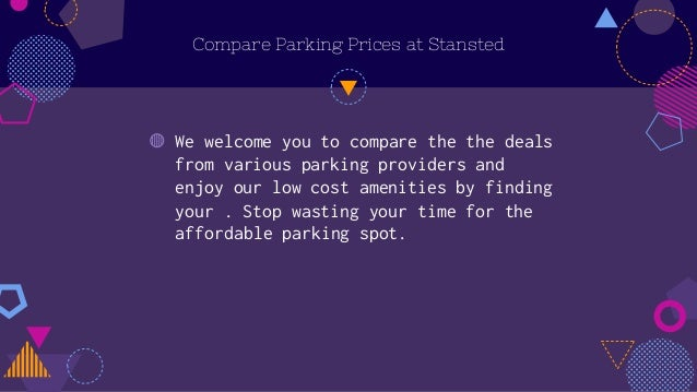 Cheap stansted airport parking mobit 7 cheap and secure stansted parking deals meet and greet m4hsunfo