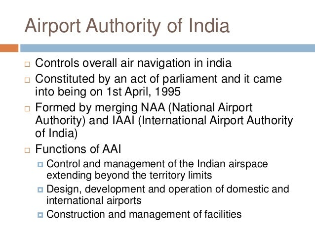 Airport Planning And Design