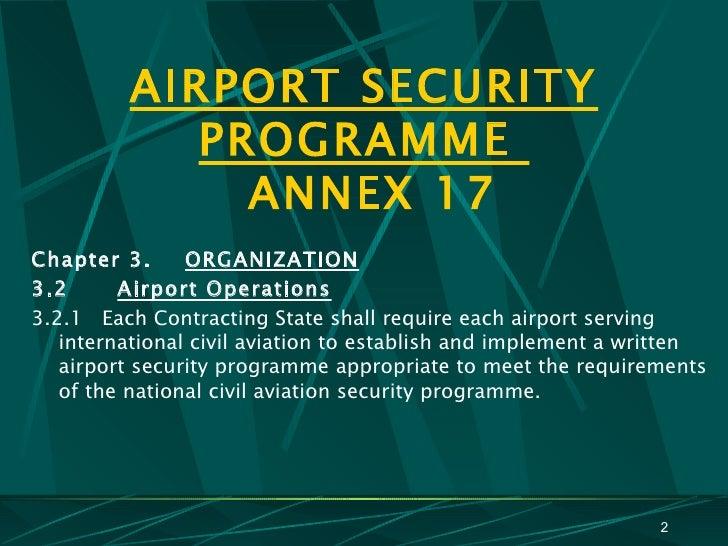 AirportSecurityPlan