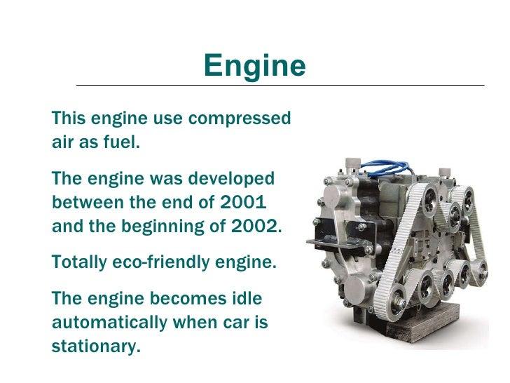 Compressed Air Car >> Air powered car