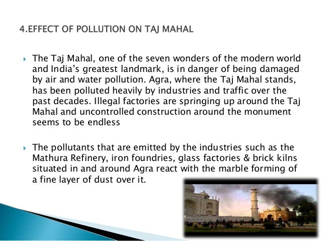 paragraph on taj mahal