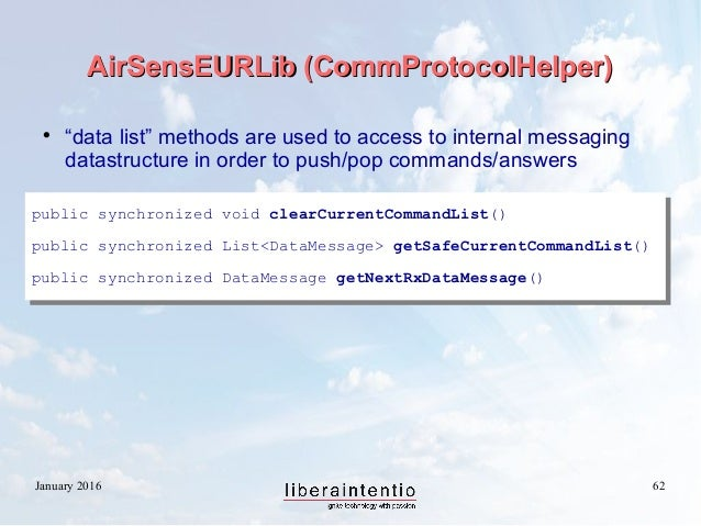 AirSensEUR: AirQuality monitoring open framework technical