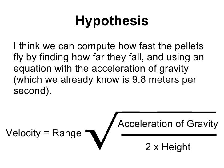 hypothetical thinking examples