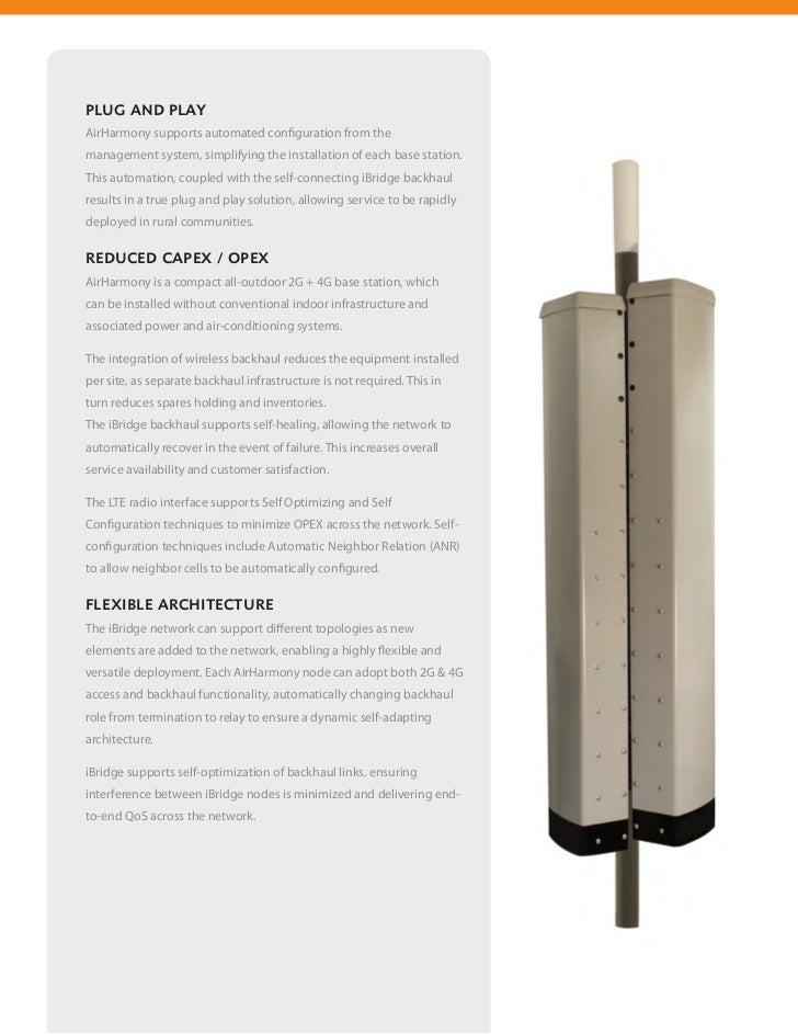 Airspan air harmony_brochure_0211_d