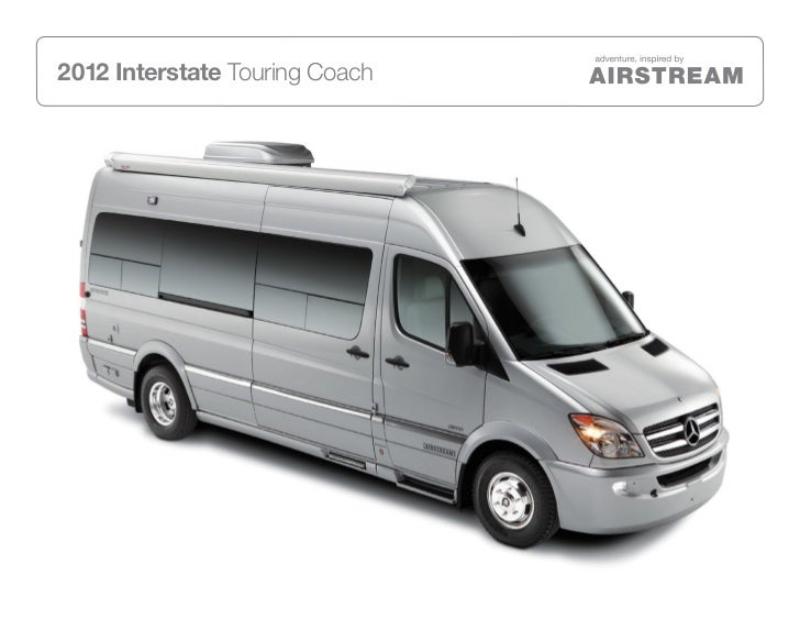 2012 Interstate Touring Coach