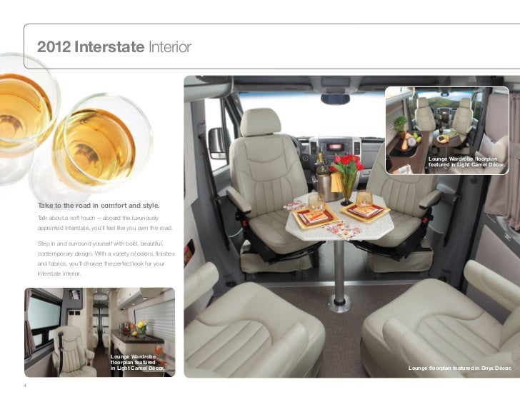 3 4 2012 Interstate Interior