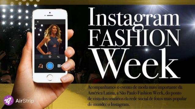 Instagram Fashion Week