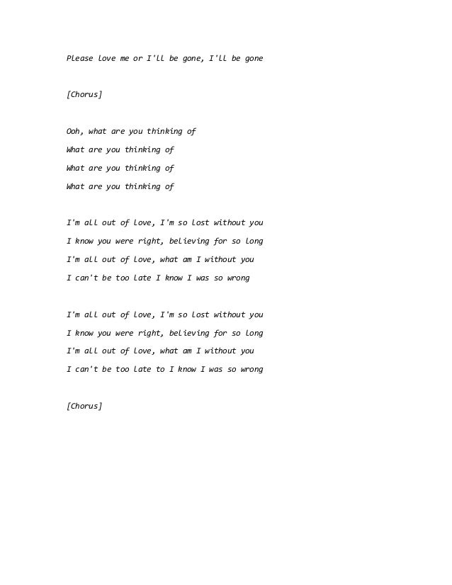 Lyric i ll be missing you lyrics : Air supply lyrics