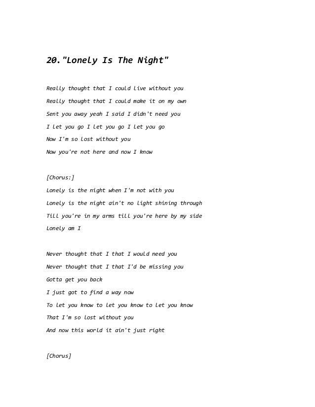 Get you back lyrics