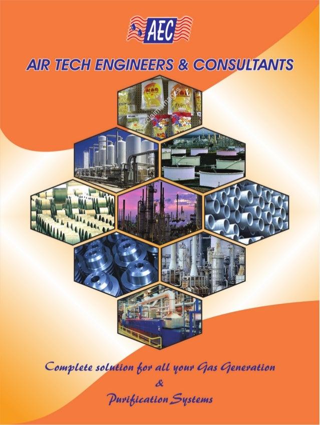 Airtech Engineers & Consultants, Chennai, Gas Plants