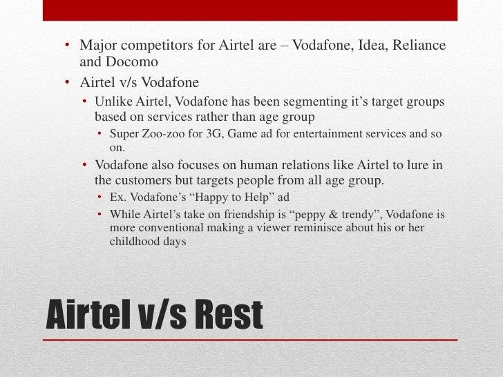 Airtel's Impact on Social Media