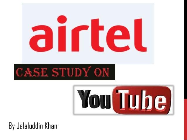 CASE STUDY ONBy Jalaluddin Khan