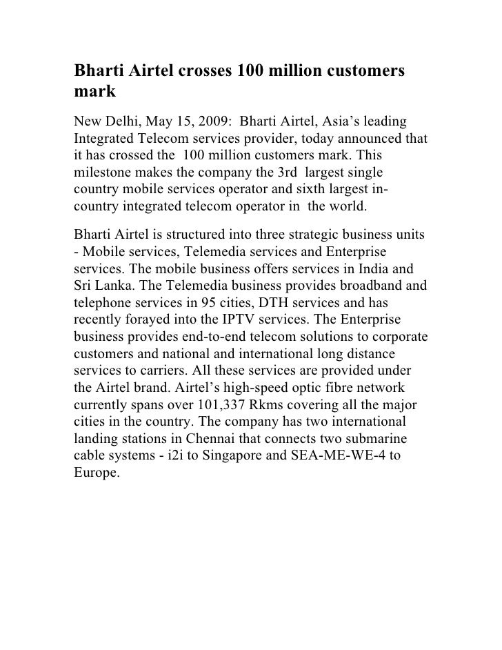 airtel distribution expansion in rural areas 19