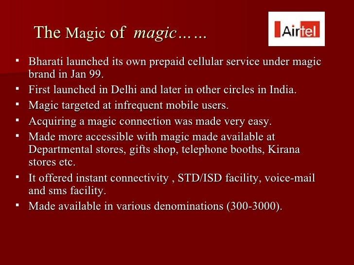 Airtel magic