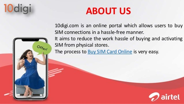 Airtel Postpaid Offers with 10digi