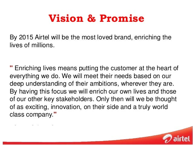 stakeholders of airtel About airtel csr since we began operations in kenya, airtel kenya has not only strived to create a telecommunication network that is affordable and accessible but has also invested heavily in community capacity building through the airtel spirit.