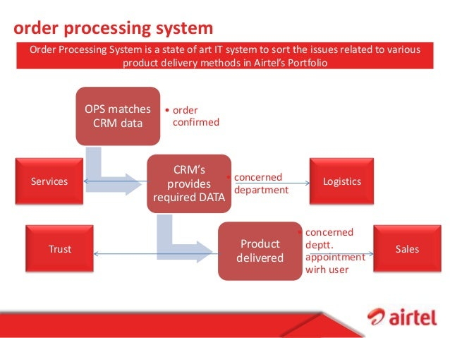 crm strategy at airtel This textbook on crm, a new approach to marketing,  with a thorough  understanding of fundamental abilities and strategies that lead to the.