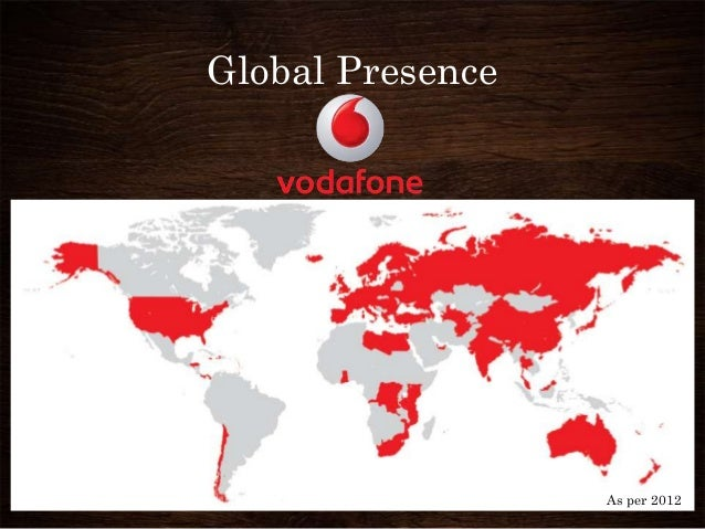 vodafone mission and objective Vision, mission and values  'easiest' is about standing out and always knowing the areas where vodafone can do things better than its competitors.