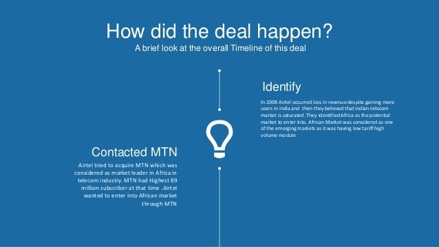 bharti airtel zain acquisition 2018-8-14 bharti airtel acquires zain africa  today's signing will facilaitate zain's acquisition by bharti and will create the seventh largest telecoms firms in the.