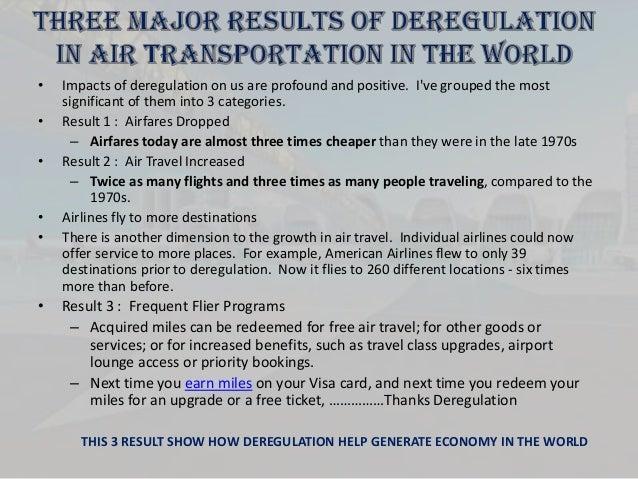 Air Transport: Advantages and Disadvantages