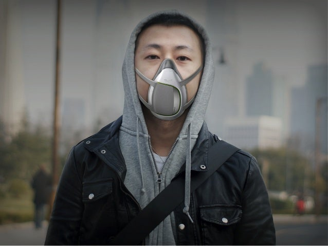 AirWaves Connected Mask