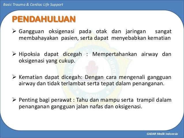 Airway & Breathing Management  Slide 3