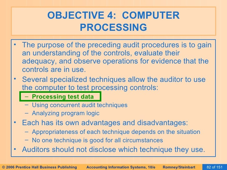 disadvantages of computer auditing Historically, auditing around the computer entails traditional manual procedures in  in terms of disadvantages, tools in this category do not operate on a truly.
