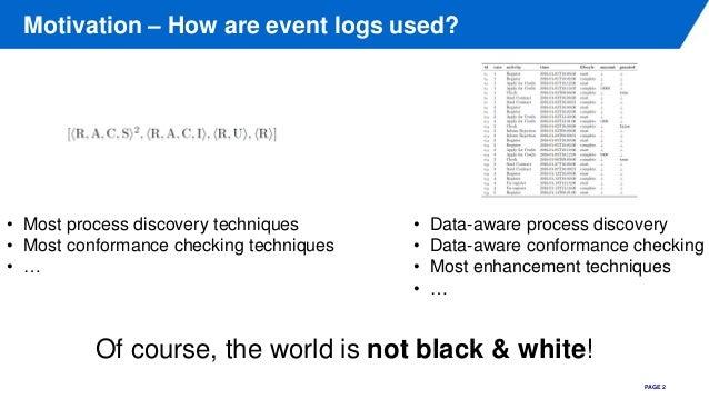 XESLite - Handling Event Logs in ProM Slide 3