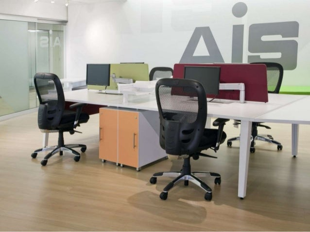 AIS Calibrate Calibrate is a line of freestanding components and accessories designed to construct open plan desking and b...
