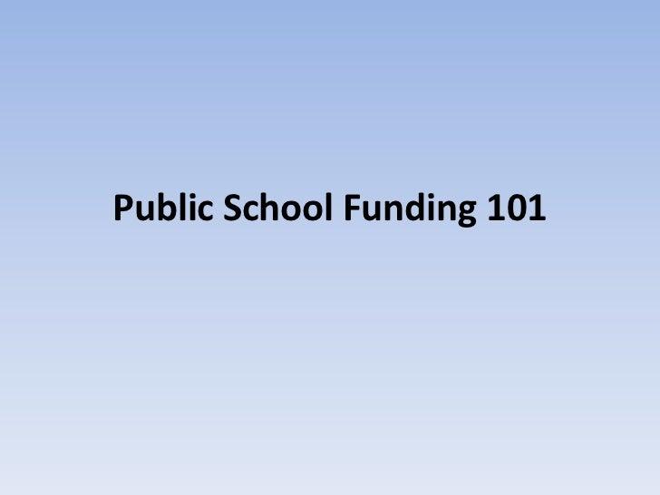Butler AISD School Funding Crisis Slide 2