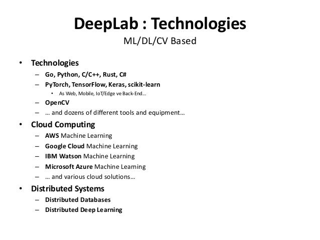 AI Security : Machine Learning, Deep Learning and Computer Vision Security Slide 2