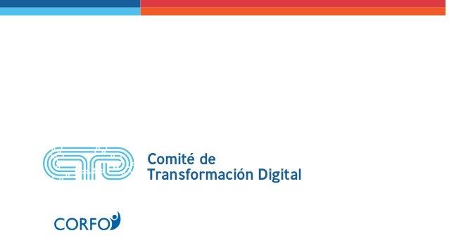 Comité de Transformación Digital