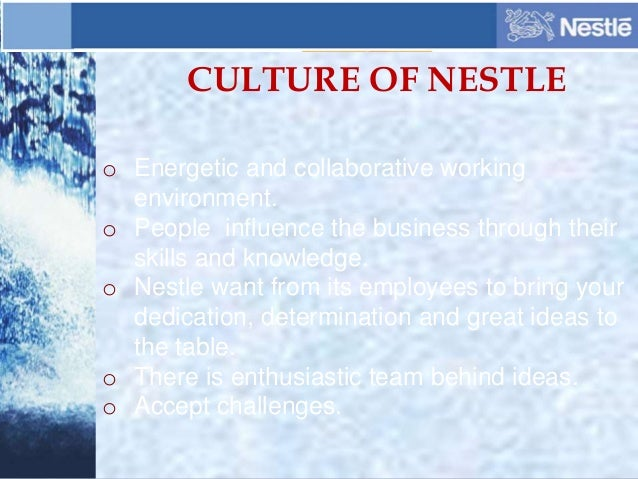 nestle corporate objectives Nestlé professional is dedicated to helping you grow your food service business.