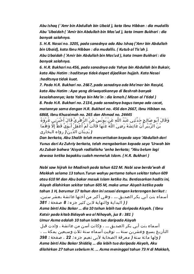 Hr bukhari tentang hijrah sexual identity