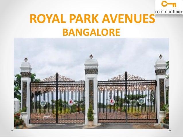 Chandapura Circle Bangalore: Aishwarya Royal Park Avenues Bangalore