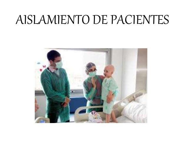 Aislamiento de pacientes for Aislamiento tejados tipos