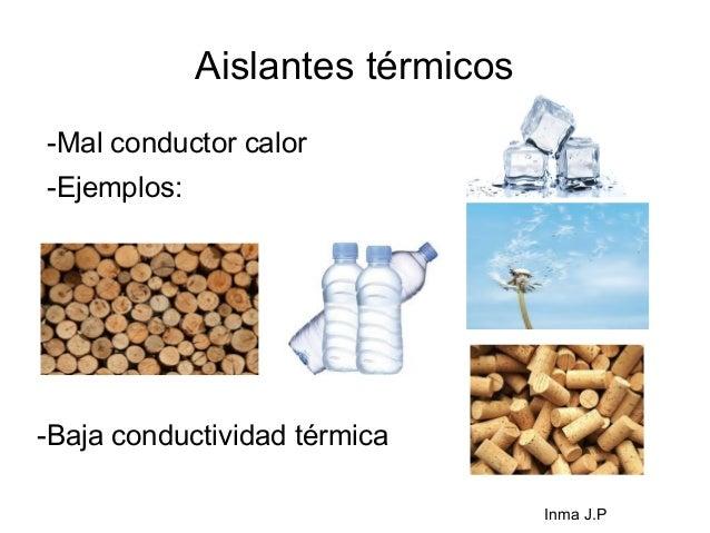 Aislantes termicos - Materiales aislantes del calor ...