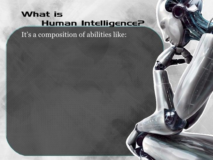 Artificial Intelligence Slide 2