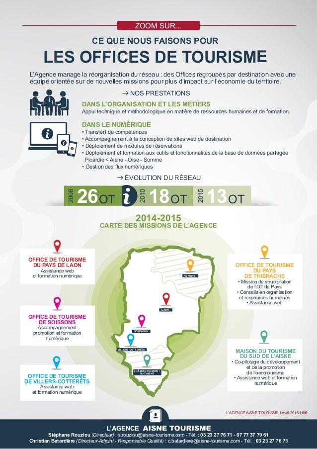 Aisne tourisme presentation agence - Office de tourisme de soissons ...
