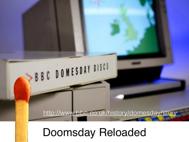 Doomsday Reloaded http://www.bbc.co.uk/history/domesday/story