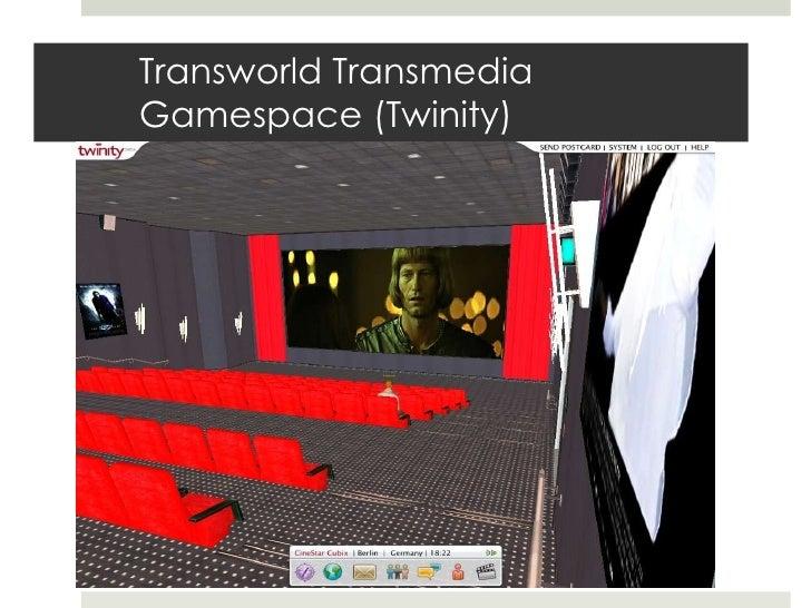 Transworld Transmedia Gamespace (Twinity)