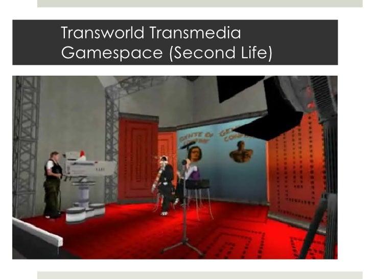 Transworld Transmedia Gamespace (Second Life)