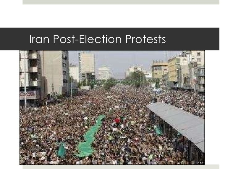 Iran Post-Election Protests