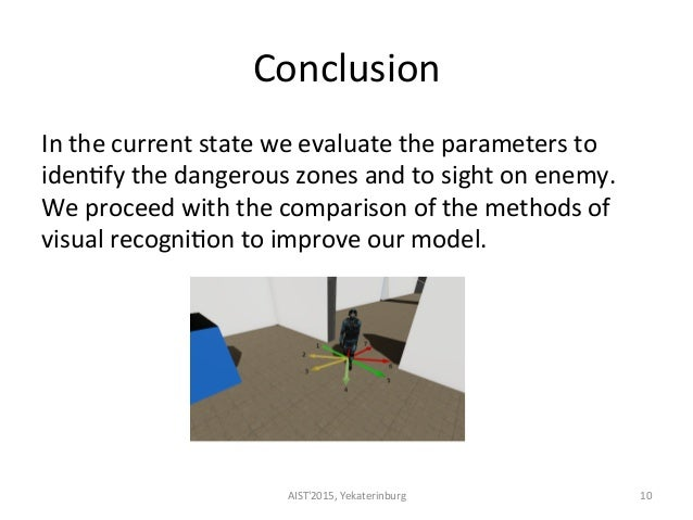 Conclusion   In  the  current  state  we  evaluate  the  parameters  to   iden<fy  the  dangerous...