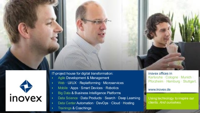 IT-project house for digital transformation: ‣ Agile Development & Management ‣ Web · UI/UX · Replatforming · Microservice...