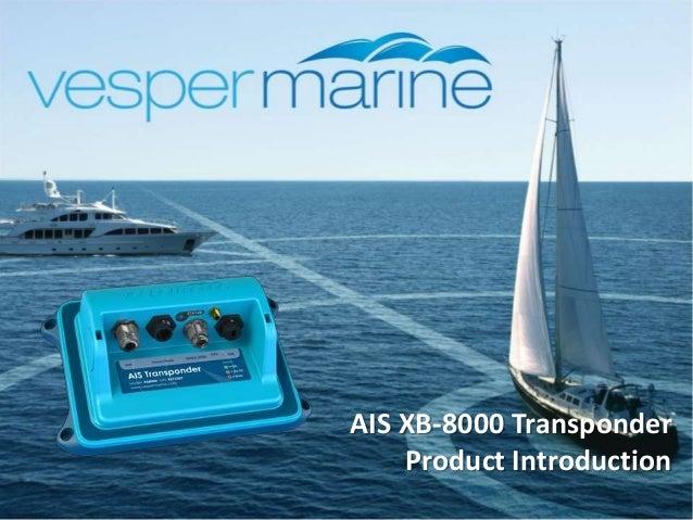 AIS XB-8000 Transponder Product Introduction