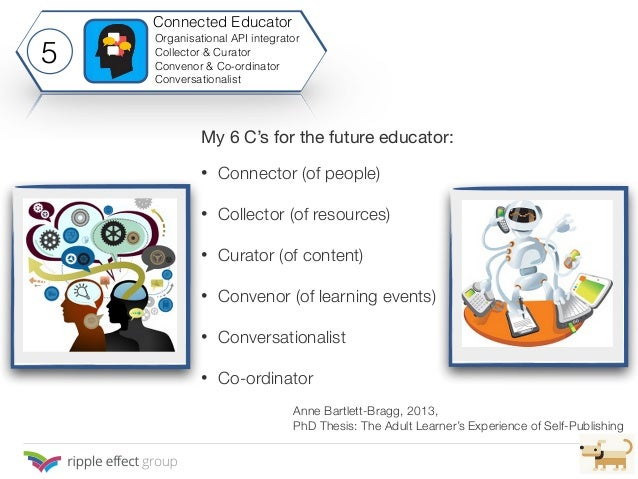 The extinction of the adult educator?? 2013