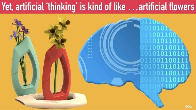 Artificial Intelligence, Thinking Machines and the Future of Humanity: Futurist Speaker Gerd Leonhard