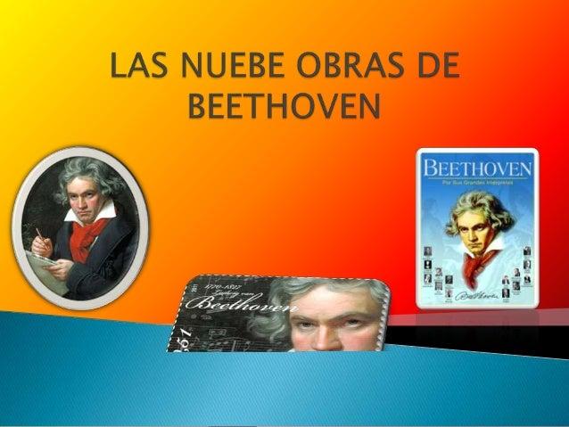  Nació el 17 de Diciembre de 1770 en Bonn, Alemania.  Murió el 26 de Marzo de 1827 en Viena.  Fue compositor de orquest...
