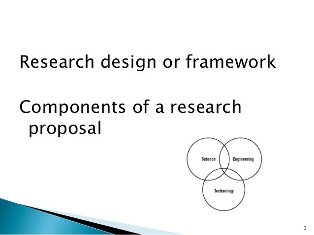 writing a research proposal science engineering